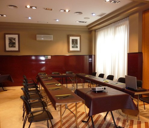 Meeting Rooms - Ciudad de Oviedo Hotel Sercotel
